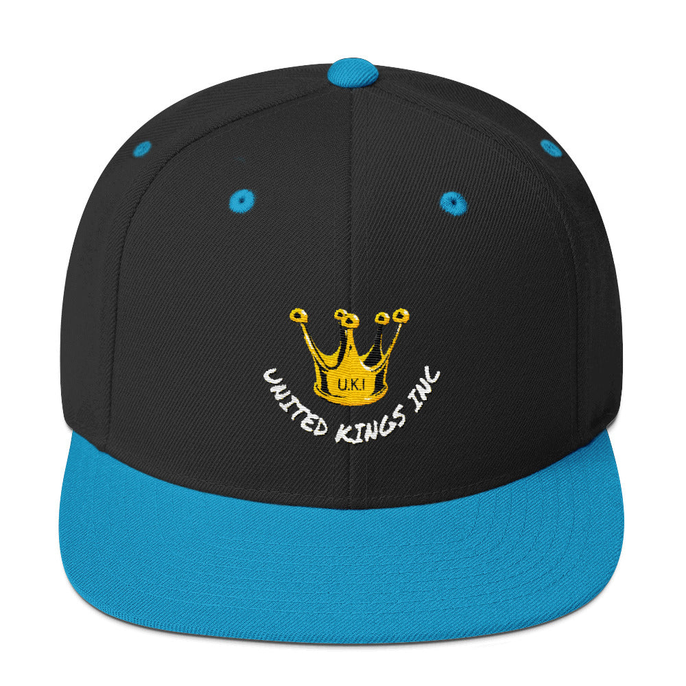United Kings Inc Snap-back Hat