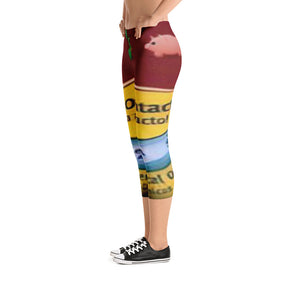 HATER RAID CAPRI LEGGINGS