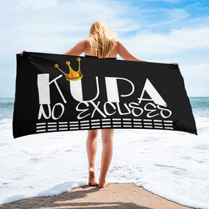 KUPA NO EXCUSES Towel