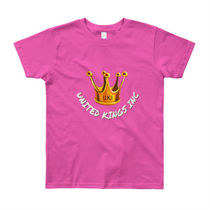 United Kings Inc Youth Short Sleeve T-Shirt