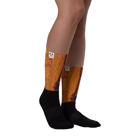 HOOD-WOOD SOCKS