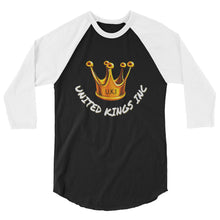 United Kings Inc Classic 3/4 sleeve shirt