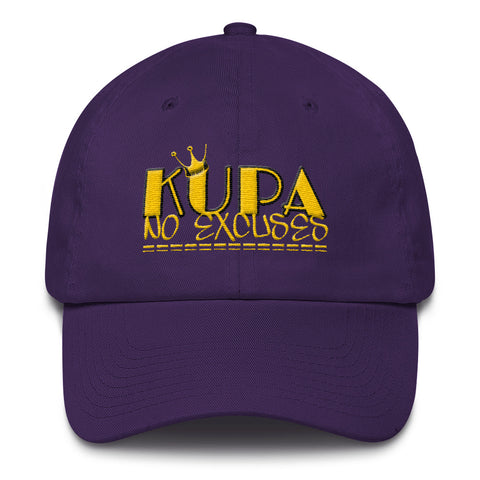 KUPA NO EXCUSES Cotton Cap
