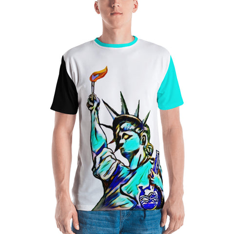 LIBERTY IS LOUD T-SHIRT