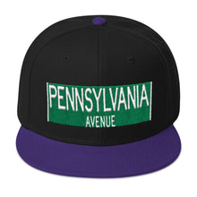PENNSYLVANIA AVE SNAPBACK