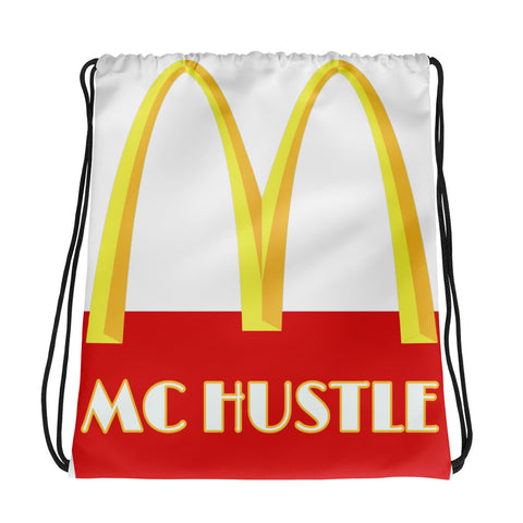 MC HUSTLE Drawstring bag