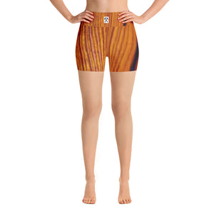 HOOD-WOOD YOGA-SHORTS