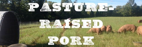 Pasture-Raised Pork
