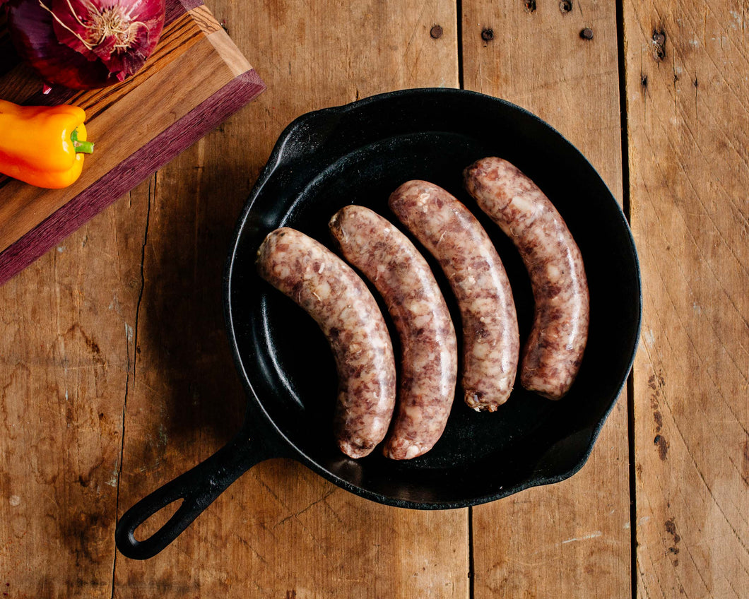 Polish Kielbasa, Pasture-Raised, abt 1 pound