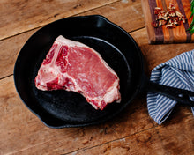 Load image into Gallery viewer, Pastured Pork Chop from Marble Creek Farmstead in Sylacauga, AL