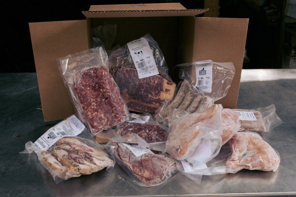 Farmer's Choice Meat Box