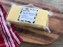 Load image into Gallery viewer, Image of Alexandria Cheese (mild fontina) from Wright Dairy in Alexandria, AL