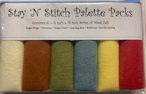 Stay 'N Stitch Palette Pack ~ Collection #5