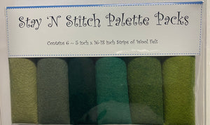 Stay 'N Stitch Palette Pack ~ Envy #3