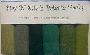 Stay 'N Stitch Palette Pack ~ Envy #9