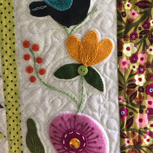 Stay 'N Stitch Palette Pack ~ Garden Flowers #1