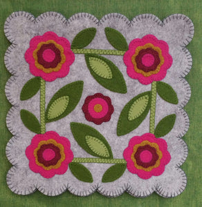 Rose of Sharon Block #4