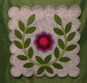 Rose of Sharon Block #6