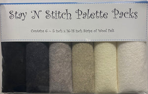 Stay 'N Stitch Palette Pack ~ Neutral