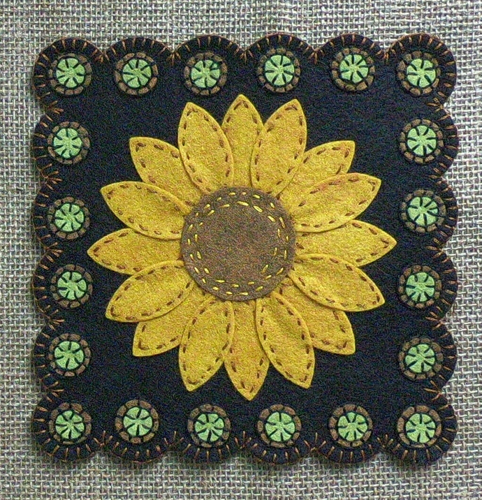Sunflower Primitive Mini