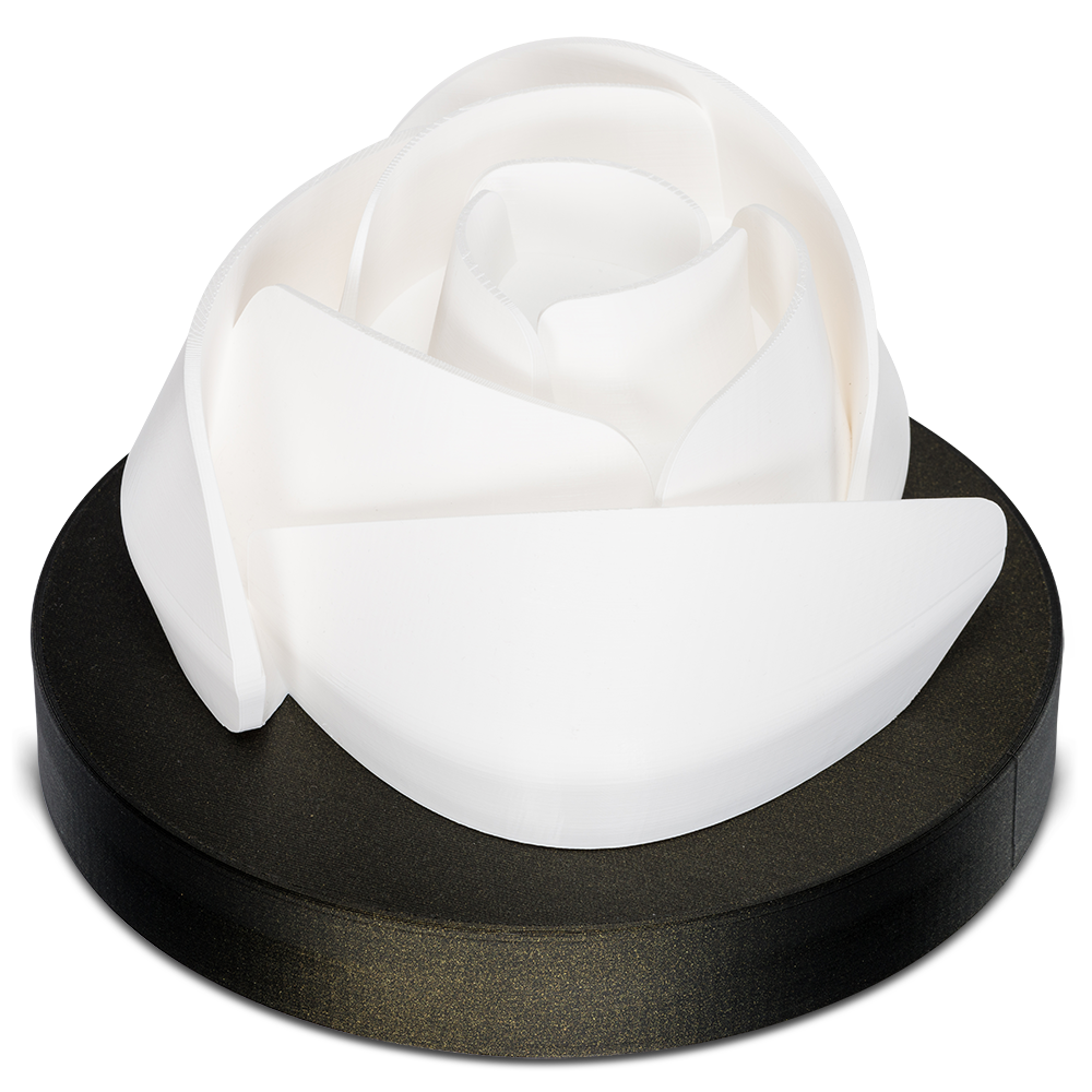 We utilize 3D Printing to manufacture artistically timeless and modern Funeral Cremation Urn's for Human and Pet Ashes.  Our Funeral Cremation Urns are manufactured using enviromentally friendly bio-plastics and are bio-degradable making them perfect for burial.