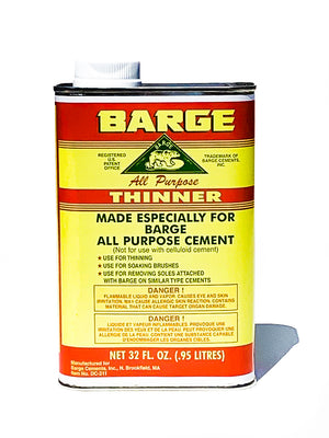 Barge All Purpose Thinner 32 oz