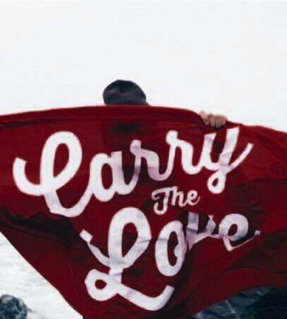 Carry The Love-Tori's CR Experience