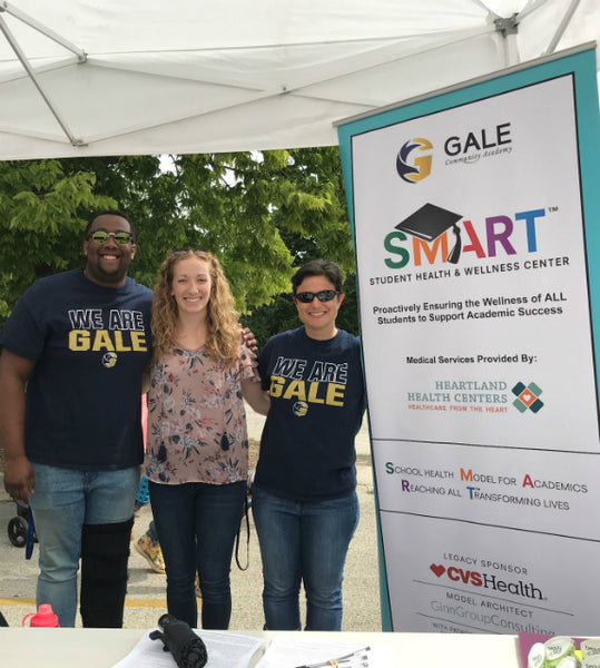 Gale Community Academy SMART Clinic