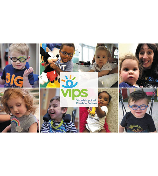 Visually Impaired Preschool Services Indiana- VIPS