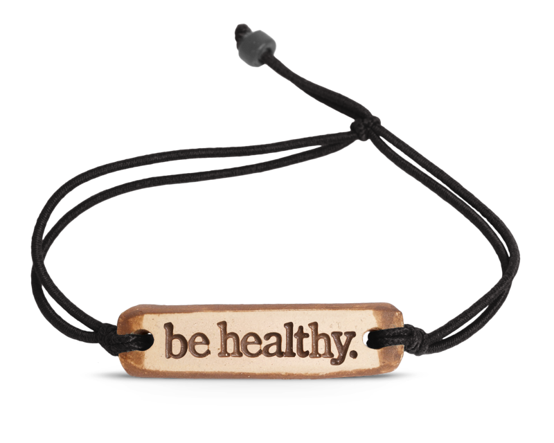 be healthy. band