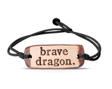Load image into Gallery viewer, brave dragon. band