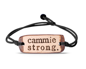 cammie strong. band