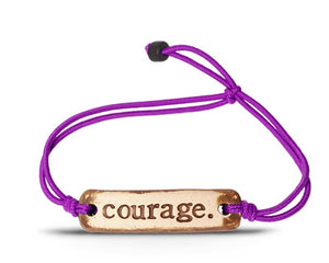 courage. band