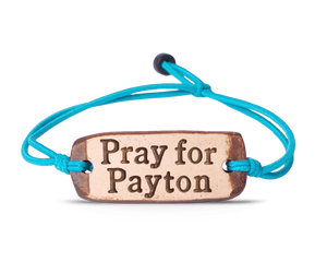 Pray for Payton band