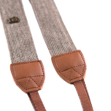 Load image into Gallery viewer, Vintage Καφέ | My Camera Strap