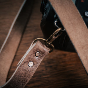 Leather Thin | My Camera Strap