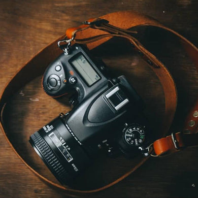 Leather Thick | My Camera Strap
