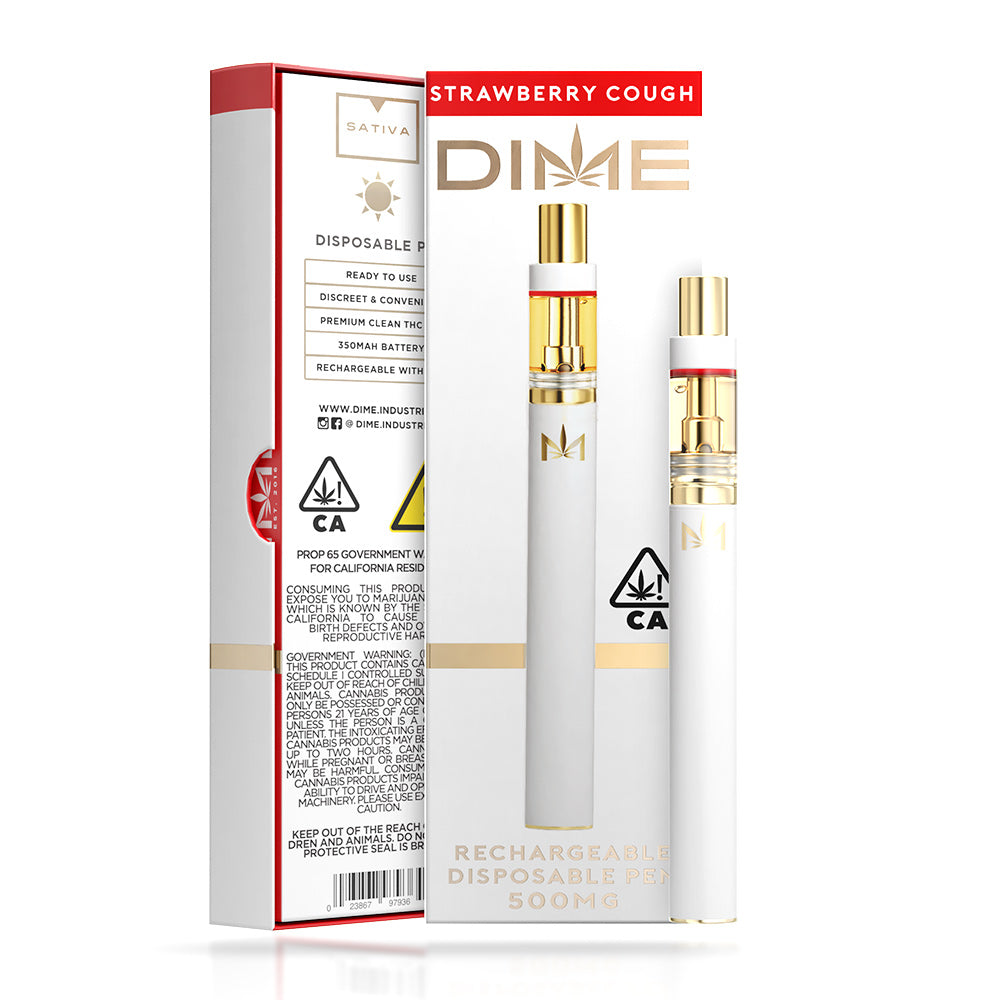 Dime Industries | Premium Cannabis Extracts