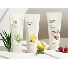 Load image into Gallery viewer, [THE FACE SHOP] Herb Day 365 Master Blending Cleansing Cream - Aloe & Green Tea 170ml