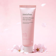 Load image into Gallery viewer, [Innisfree] Jeju Cherry Blossom Tone Up Cream Tube Type 50ml