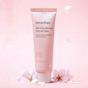 [Innisfree] Jeju Cherry Blossom Tone Up Cream Tube Type 50ml