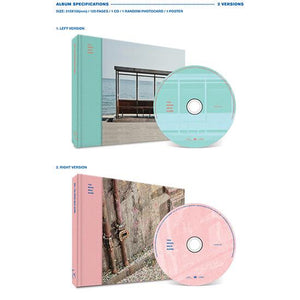 BTS [You Never Walk Alone] 3rd Repackage Album