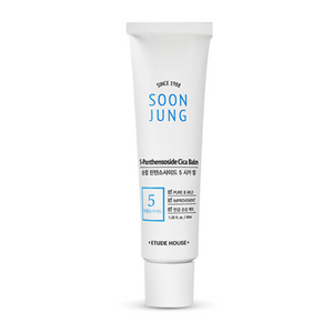 [Etude House] SoonJung 5-Panthensoside Cica Balm 40ml