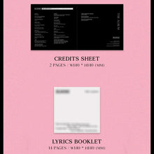 Load image into Gallery viewer, BLACKPINK [THE ALBUM] 1st Full Album (VER.2)