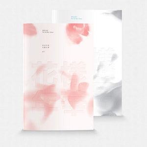 BTS [The Most Beautiful Moments in Life] PT.1 3rd Mini Album / Pink ver. or White ver. Random Delivery