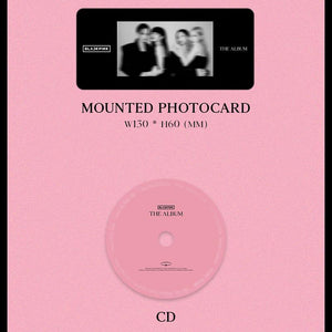 BLACKPINK [THE ALBUM] 1st Full Album (VER.2)