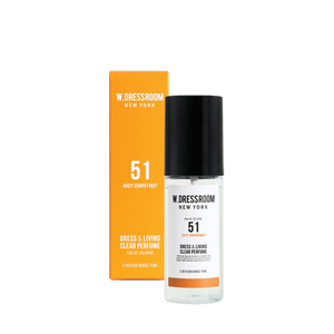 [W.DRESSROOM] Dress & Living Clear Perfume No.51 JUICY GRAPEFRUIT 70ml