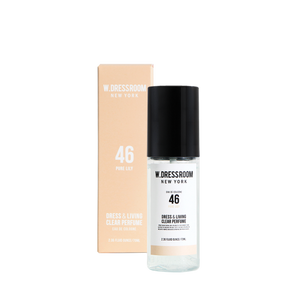 [W.DRESSROOM] Dress & Living Clear Perfume No.46 PURE LILY 70ml