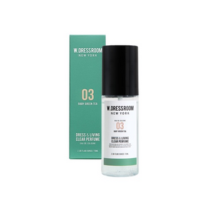 [W.DRESSROOM] Dress & Living Clear Perfume No.3 BABY GREENTEA 70ml