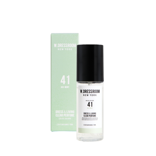 [W.DRESSROOM] Dress & Living Clear Perfume No.41 JAS-MINT 70ml
